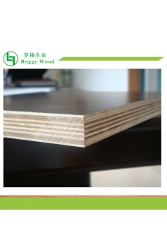 WBP Glued Brown Film faced shuttering plywood